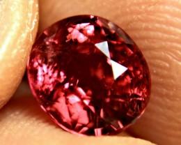 2.33 Carat Vibrant Red Rubellite Tourmaline - Gorgeous