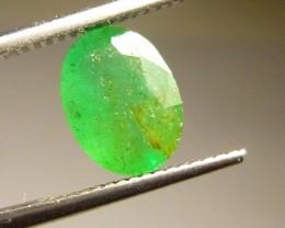 2.06cts  Emerald , 100% Natural Gemstone