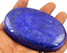 Genuine 619.00 Cts Oval Shape Lapis Lazuli Cabochon