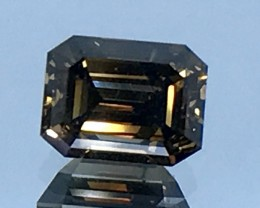 1.01 CT NATURAL DAIMOND EMERALD CUT SPARKLING LUSTER DAIMOND D7