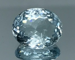 4.28 CT NATURAL AQUAMARINE HIGH QUALITY GEMSTONE S78