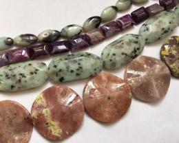 LIQUIDATION PRICE 4 Mixed  strand beads GOGO 1838