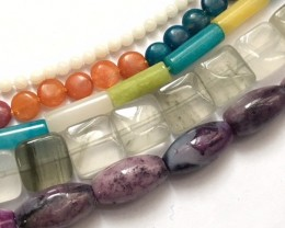 LIQUIDATION PRICE 5  Mixed  strand beads GOGO 1845