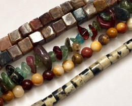 LIQUIDATION PRICE5  Mixed  strand beads GOGO 1846