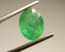 1.86cts  Emerald , 100% Natural Gemstone