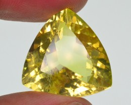 36.40 CT GORGEOUS NATURAL COLOR CITRINE GEMSTONE AA