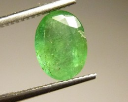 2.62cts  Emerald , 100% Natural Gemstone