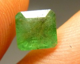 1.67cts  Emerald , 100% Natural Gemstone