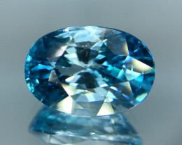 8.50 CT NATURAL ZIRCON SPARKLING LUSTER HIGH QUALITY GEMSTONE S79