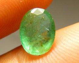 1.54cts  Emerald , 100% Natural Gemstone
