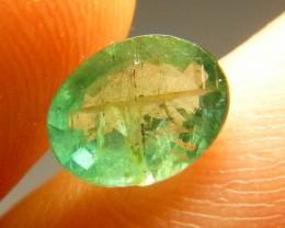 1.20cts  Emerald , 100% Natural Gemstone