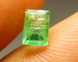 0.80cts  Emerald , 100% Natural Gemstone