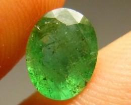 1.51cts  Emerald , 100% Natural Gemstone
