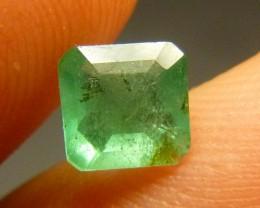 1.12cts  Emerald , 100% Natural Gemstone