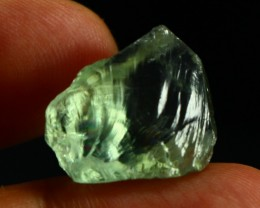 First Class Rare 21 ct Prasiolite (Green Amethyst)rough