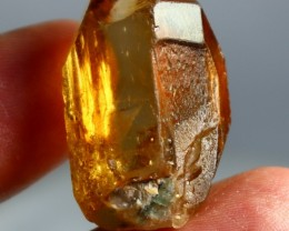 59 CT Natural - Unheated  Brown Topaz Crystal Specimen