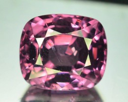 Certified 2.415 ct Hot Pink Spinel Untreated/Unheated~Burma