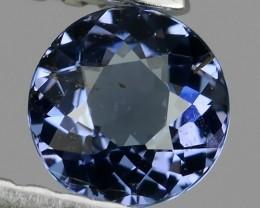WONDERFUL 4.50MM MASTER GRADE LUSTROUS NICE BLUE SPINEL SRILANKA!!!