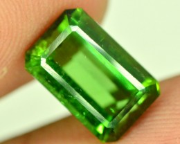No Reserve - 3.20 cts Beautifull Green Afghan Tourmaline Gemstone