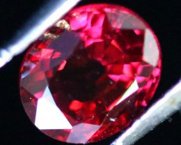 0.55 CTS  PIGEON RED SPINEL FROM KENYA [STS1202] SAFE