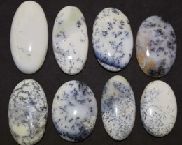 298.20 Ct NATURAL BEAUTIFUL DENDRITIC AGATE WHOLESALE LOT UNTREATED