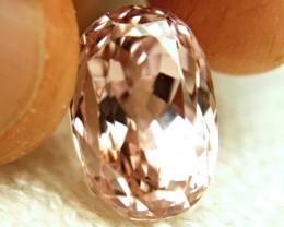 16.31 Carat VVS Himalayan Pink Kunzite - Superb