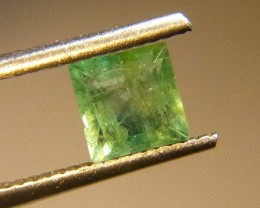 1.23cts  Emerald , 100% Natural Gemstone