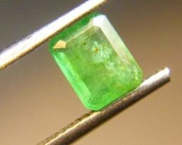 Quality Colombian 1.00cts  Emerald , 100% Natural Gemstone