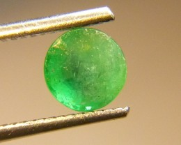 1.24cts  Emerald , 100% Natural Gemstone