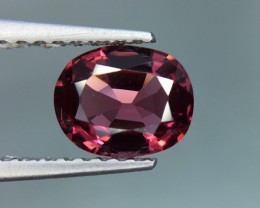 1.07 Cts Untreated Mahenge Red Spinel Excellent Color ~ Pk27