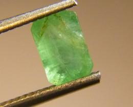 1.34cts  Emerald , 100% Natural Gemstone