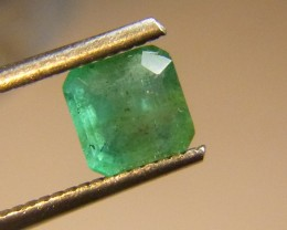 1.29cts  Emerald , 100% Natural Gemstone