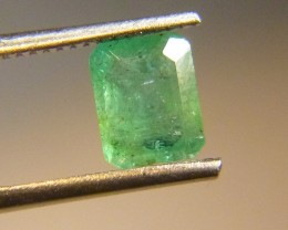 1.39cts  Emerald , 100% Natural Gemstone