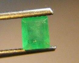 0.75cts  Emerald , 100% Natural Gemstone