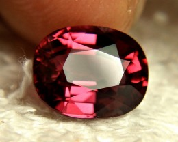 5.10 Carat Fiery IF/VVS1 Malawi Garnet - Superb
