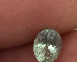 (B1-B) PGTL Certified Stunning 0.90ct Natural Alexandrite Very RARE!