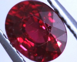 0.50 CTS RARE   PIGEON RED SPINEL FROM KENYA [STS1200] SAFE
