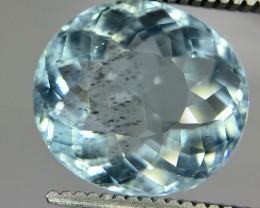 4.30 Crt Aquamarine Faceted Gemstone (R 195)