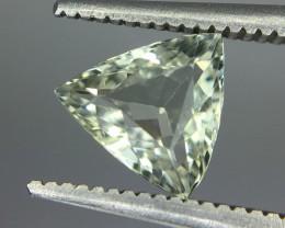 0.95 Crt Aquamarine Faceted Gemstone (R 195)