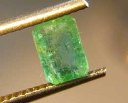 0.83cts  Emerald , 100% Natural Gemstone