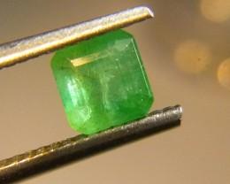 0.97cts  Emerald , 100% Natural Gemstone