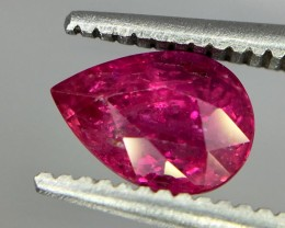 1.13 Crt Ruby Unheated Gil Certified Faceted Gemstone