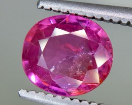 1.05 Crt Ruby Unheated Gil Certified Faceted Gemstone