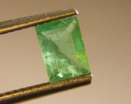 0.72cts  Emerald , 100% Natural Gemstone