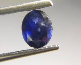 0.73ct  Ceylon Sapphire , 100% Natural Untreated Gemstone