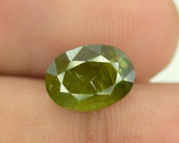 No Reserve - 2.35 cts Fire Sphene titanite From Skrdu Pakistan