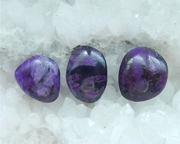 24ct Hot Sale Beautiful Nugget Sugilite Cabochon (18062011)