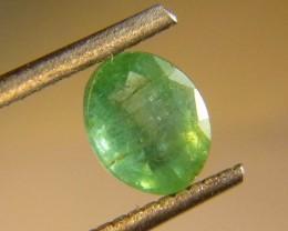 1.14cts  Emerald , 100% Natural Gemstone