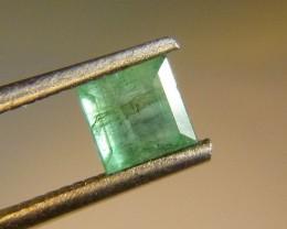 1.24cts  Emerald , 100% Natural Gemstone