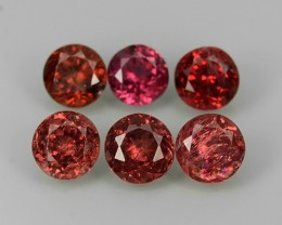 2.95 Cts ADAROBLE RARE NATURAL SPINEL FANCY RED  COLOR NR!